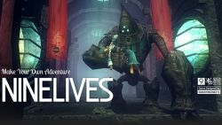 Nine Lives, Mmorpg Indie Tanpa Batasan Level dan Status Equipment