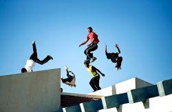 Gerakan-Gerakan Dasar dalam Olahraga Parkour
