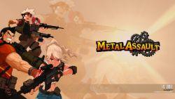 Metal Assault Akan Hadir Kembali Melalui Steam Store dan Warpportal