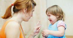 Fakta Bahwa Sering Membentak Anak Sangat Berbahaya