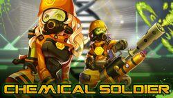 Lost Saga Indonesia Kedatangan Rare Hero Baru Bernama Chemical Soldier!