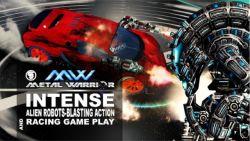 Metal Warrior Combat Racing Game Akhirnya Mendapatkan Lampu Hijau dari Steam
