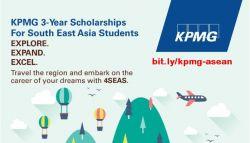 Kuliah Jurusan Bisnis dan Akuntansi? Ikuti Beasiswa S1 KPMG ASEAN 2016