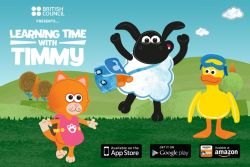 Yuk Belajar dan Bermain Menyenangkan dengan Aplikasi Learning Time with Timmy!