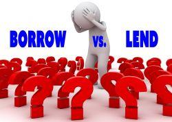 Penggunaan Borrow dan Lend pada Kalimat