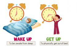 Ini Dia Bedanya Wake Up dan Get Up!
