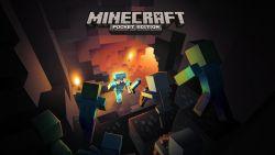 Mantap! Minecraft Pocket Hadirkan Fitur Cross Platform ke Perangkat Selain Mobile
