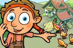 Bermain dan Belajar di Pertenakan dengan Aplikasi Farm Friends!