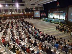 Ajang Tukar Gagasan Kebudayaan, Indonesia Gelar World Culture Forum 2016 di Bali