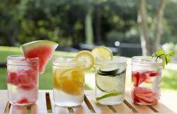 Resep dan Manfaat Infused Water untuk Kesehatan