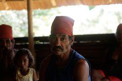 Kain Berang, Ikat Kepala yang Melekat dengan Suku Huaulu
