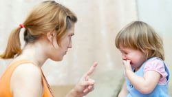 Dampak Buruk Sering Memarahi Anak