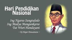 Sejarah Dibalik Hari Pendidikan Nasional
