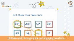 Belajar Tabel Perkalian Lebih Seru dengan Doodle Tables