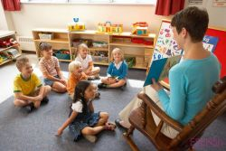 Kiat Mengajarkan Disiplin kepada Siswa PAUD