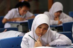 Ujian Nasional SMP Sudah Dimulai, Hanya 1 Persen yang Terapkan CBT