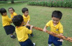 Gaya Pembelajaran Asyik Anak-Anak Kinestetik
