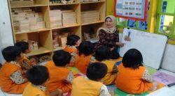 Perlunya Sifat Pemaaf bagi Para Pendidik PAUD