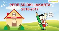 Ini Dia Jadwal dan Persyaratan PPDB SD DKI 2016/2017!