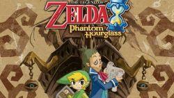 Game Klasik The Legend of Zelda: Phantom Hourglass Kini Telah Tersedia untuk Wii Gamepad!