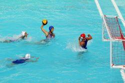 Peraturan Dasar dalam Permainan Olahraga Polo Air Bag: 1