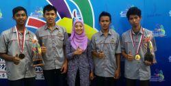 Juara LKS-SMK Tingkat Nasional Akan Dikirim Menjadi Duta WSC di Abu Dhabi 2017