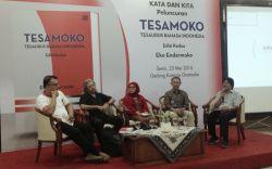 Tesamoko Tesaurus Bahasa Indonesia Edisi Kedua Kini Telah Terbit!