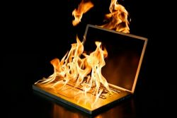 Cara Mudah Membuat Laptop Tidak Cepat Panas