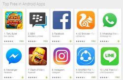 Makin Perkasa! Tahu Bulat Indonesia Tendang Aplikasi dan Game Luar Negeri Peringkat Atas Play Store