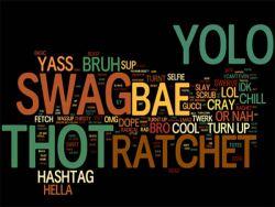 Contoh American Slang pada Bahasa Inggris