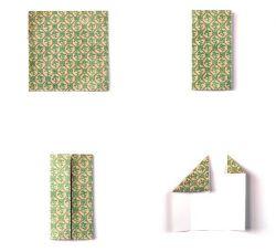 Tempat Pensil dari Karton Warna