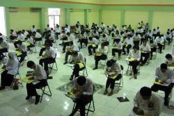Masuk SMA Kawasan, Para Siswa Menyiapkan Diri untuk Ujian TPA