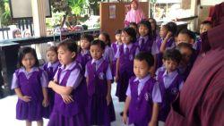 Melatih Kesabaran Anak di dalam Kelas