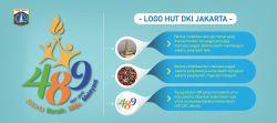 Mengenal Logo HUT DKI Jakarta ke 489