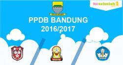 Yuk, Simak PPDB Online Kota Bandung 2016/2017