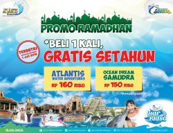 Crazy Sale Annual Pass Ancol Selama Ramadhan!