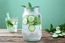 Manfaat Sehat dari Air Mentimun