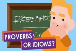 Beda Idiom dan Proverb
