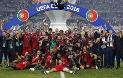 Ini Fakta Menarik Portugal Juara Piala Eropa 2016