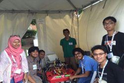 Mahasiswa UI Raih Peringkat 5 Dunia pada Kompetisi Robot Kapal Internasional!
