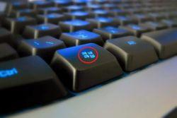 Fungsi Dibalik Tombol Berlogo Windows di Keyboard