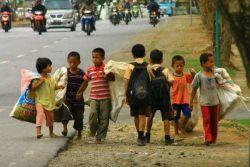 Masalah Ekonomi, Ratusan Anak di Provisi Banten Terpaksa Putus Sekolah