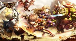 Asyik! Game Action RPG Lineage War Sudah Bisa Kotakers Mainkan di Perangkat Mobile!