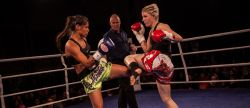 Mengenal Pukulan dan Tendangan dalam Olahraga Muay Thai