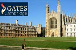Raih Beasiswa S2 di Inggris oleh Gates Cambridge Scholarship
