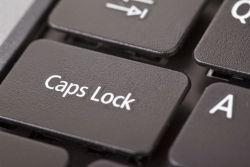 Cara Menyetel Komputer Agar Berbunyi Saat Tombol Capslock Tertekan