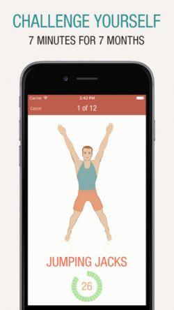 Olahraga Mudah Dimana Saja dengan 7 Minute Workout