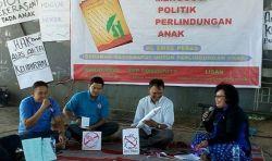 Makassar Gelar Aksi Simpatik Peringati Hari Anak Nasional 2016