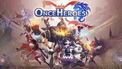 Wow, Once Heroes Hari Ini Resmi Dirilis Global
