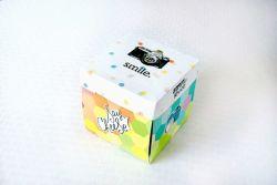 Beri Hadiah Kejutan dengan Album Foto Exploding Box!